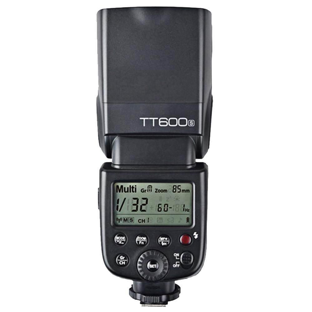 Godox TT600S 2.4G Wireless X System Speedlite Master and Slave Camera Flash Light for Sony