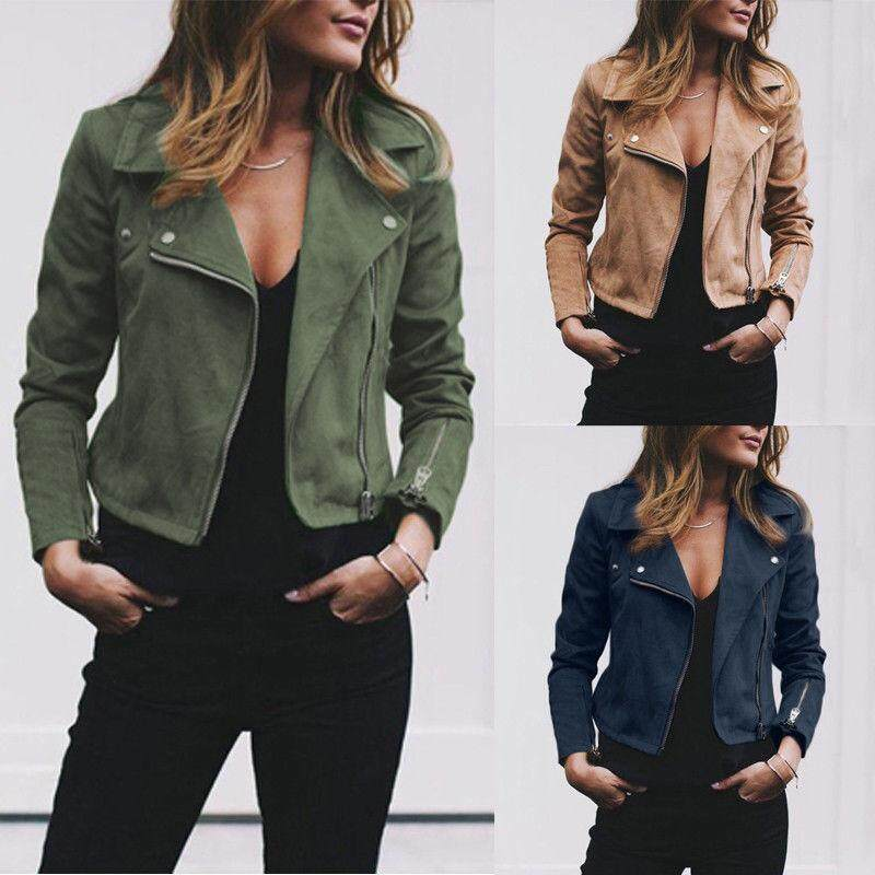 Leather Jacket for Women for sale - Womens Leather Jacket online brands 460056971