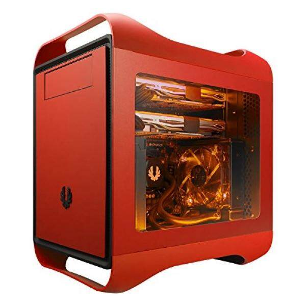 [From.USA]BitFenix Micro ATX, Mini-ITX Motherboard Cases BFC-PRM-300-RRWKK-RP Red B00T2WIE6O Malaysia
