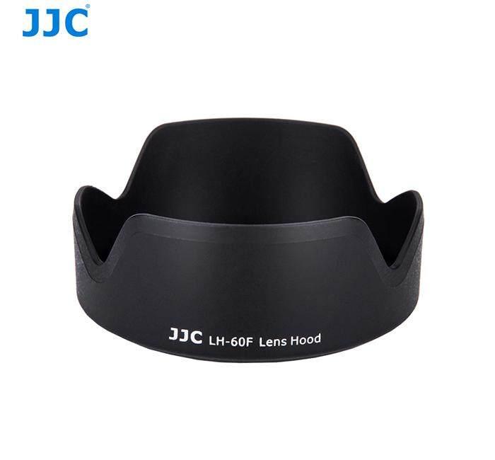 JJC LH-60F Lens Hood for Canon EF-M 18-150mm f/3.5-6.3 IS STM, Replaces Canon EW-60F Lens Hood