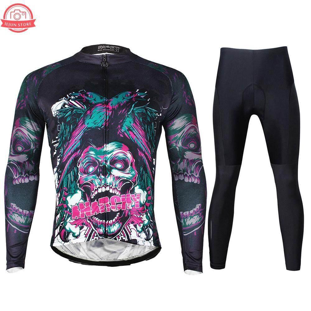 Lejun M/l/xl Wear-Resisting Fitness Bike Clothes Bicycle Clothes Cotton Cushion By Lejun Store.