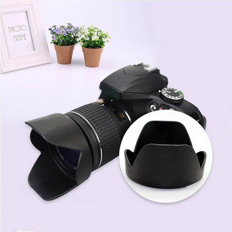 Lensa Tudung Pelindung Pengganti untuk Nikon D3300 D5500 18-55 Mm F/3.5-5.6G DSLR Kamera-Internasional