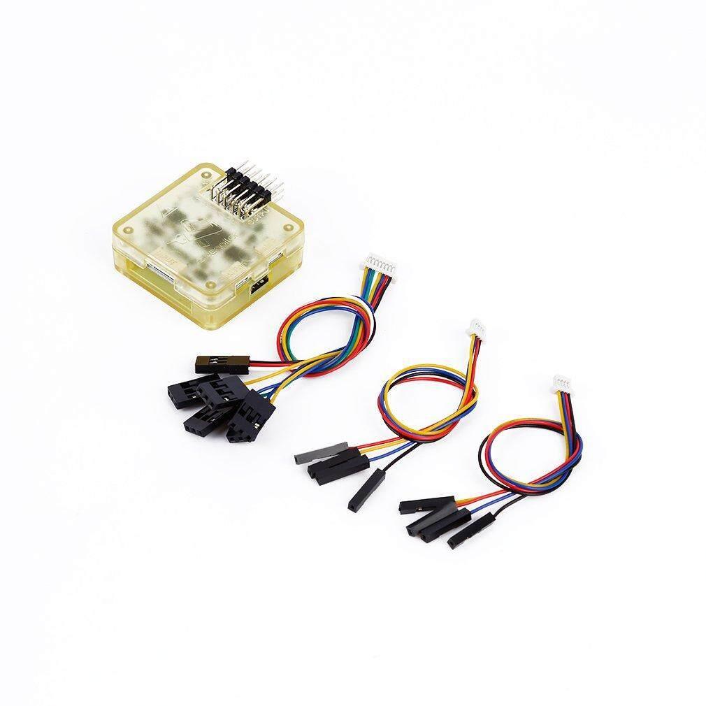 CC3D Kendali Terbang 32 Bit Prosesor dengan Case Sisi Pin untuk Dinamo RC