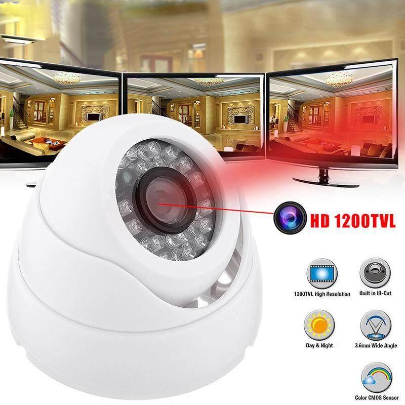 Gracekarin Sultan Ismail, Mini HD 1200TVL Keamanan Pengawasan CCTV Kamera Outdoor Rumah Penglihatan Malam Infrared