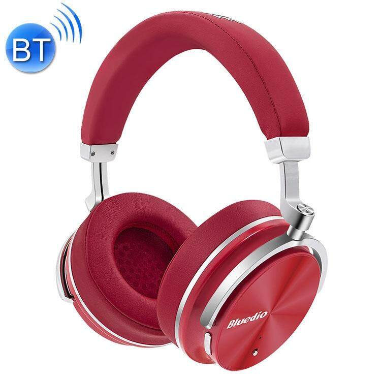 Bluedio T4 Turbine Over-ear Wireless Bluetooth 4.2 Stereo Headphones Headset with Mic, For