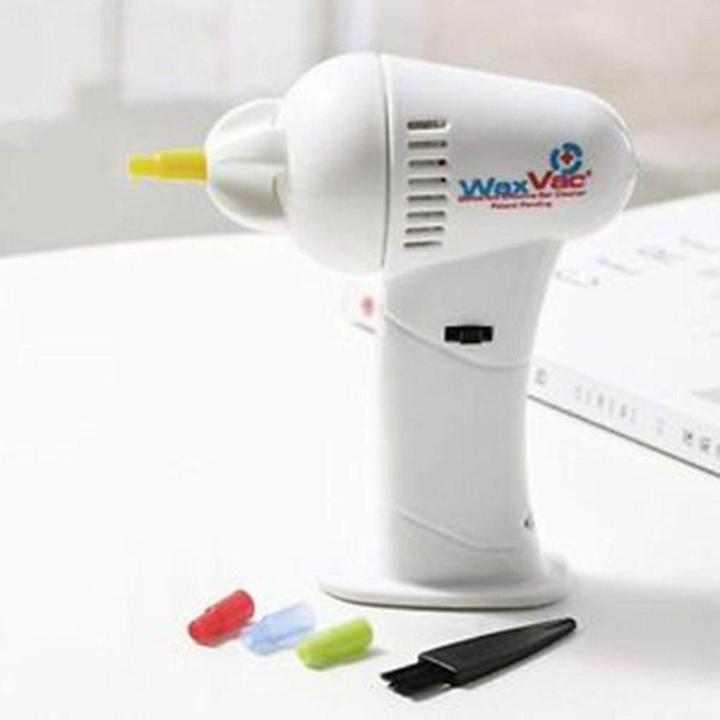 Chunnuan Elektronik Portabel Penyedot Kotoran Telinga Ear Wax VAC Removal Keselamatan Kesehatan Perawatan-Intl