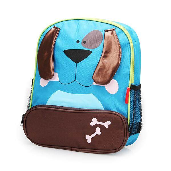 TEEMI Cartoon Animal School Bag Backpack for Nursery Kindergarten Kids Children Toddler - Doggie