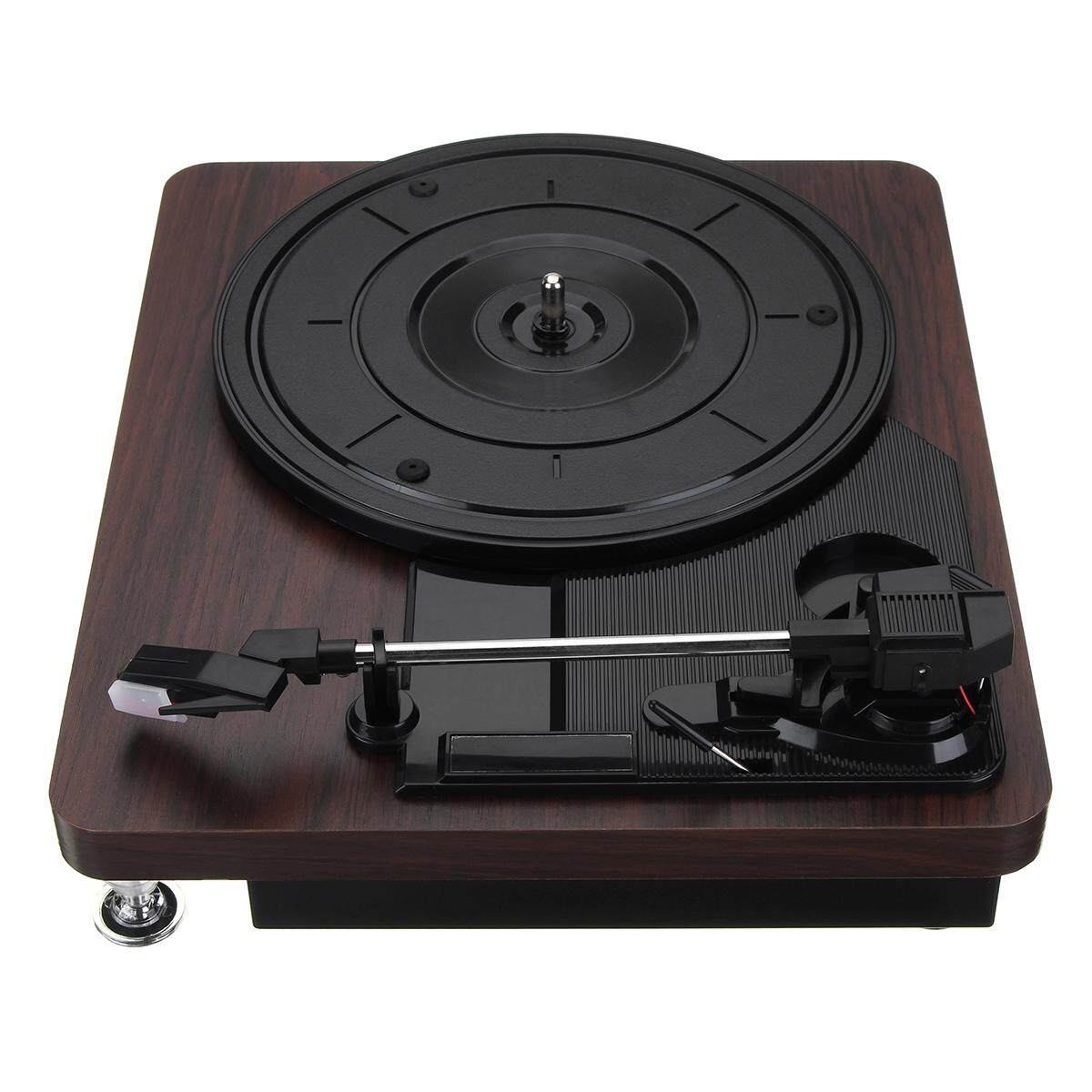 Retro Vinyl Record Player Stereo Turntable Vintage Vinyl record player  Classic - intl