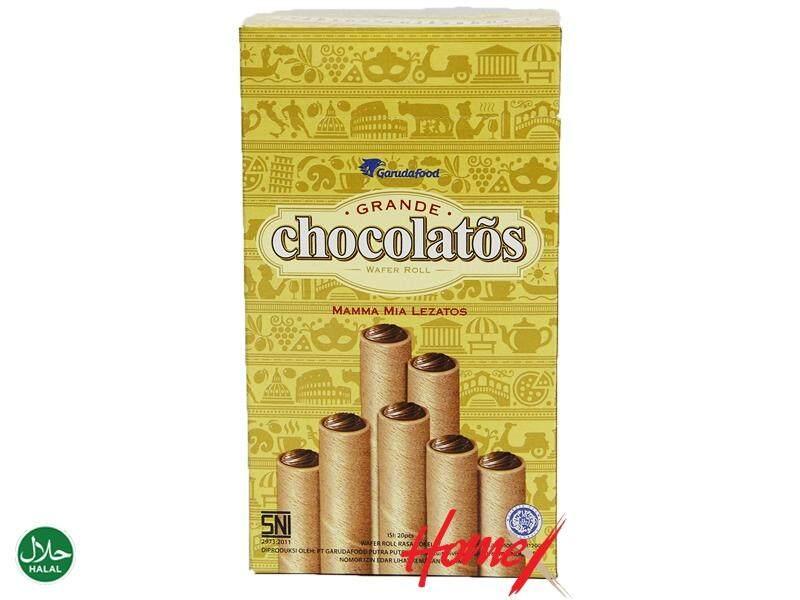 GarudaFood Grande Chocolatos (20 pieces)