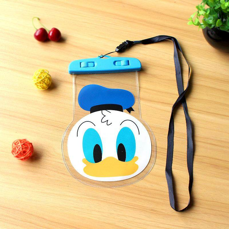 Under Water Waterproof Case(Donold Duck)