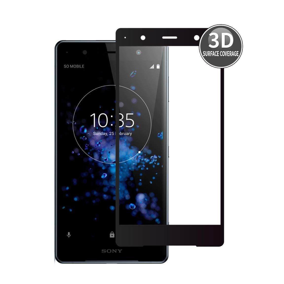 Features For Zenfone 3 5 Ze552kl Black 3d Curved Protective Film Asus Sony Xperia Xz2 Primiun Complete Cover Premium