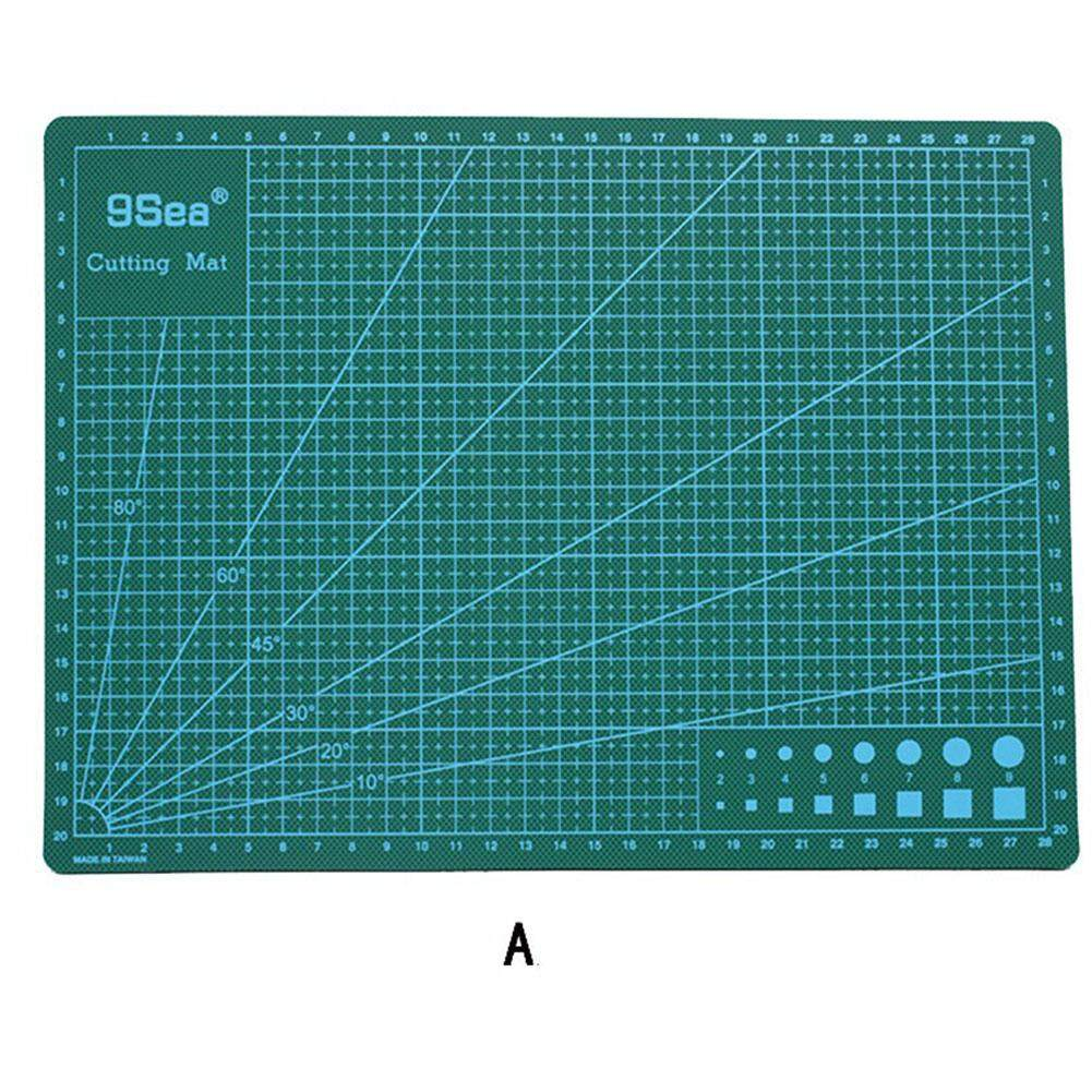 Mua A4 Double Side PVC 30*22cm Professional Cutting Mat Engraving Pad A4