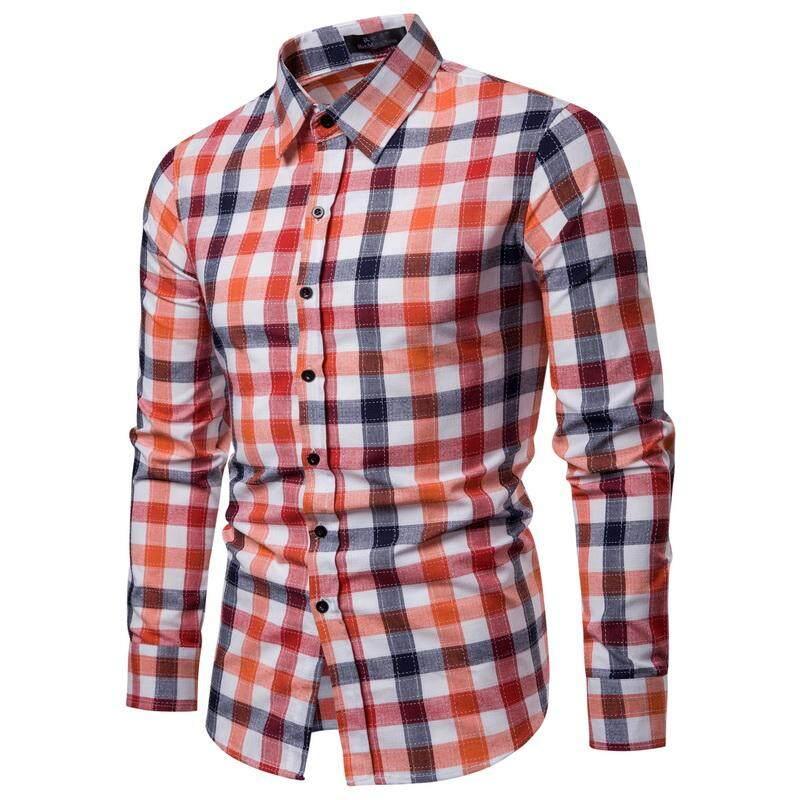 Baju Batik Kemeja Bati Pria Sogan Lengan Panjang Formal Klasik ... abe13ff12d
