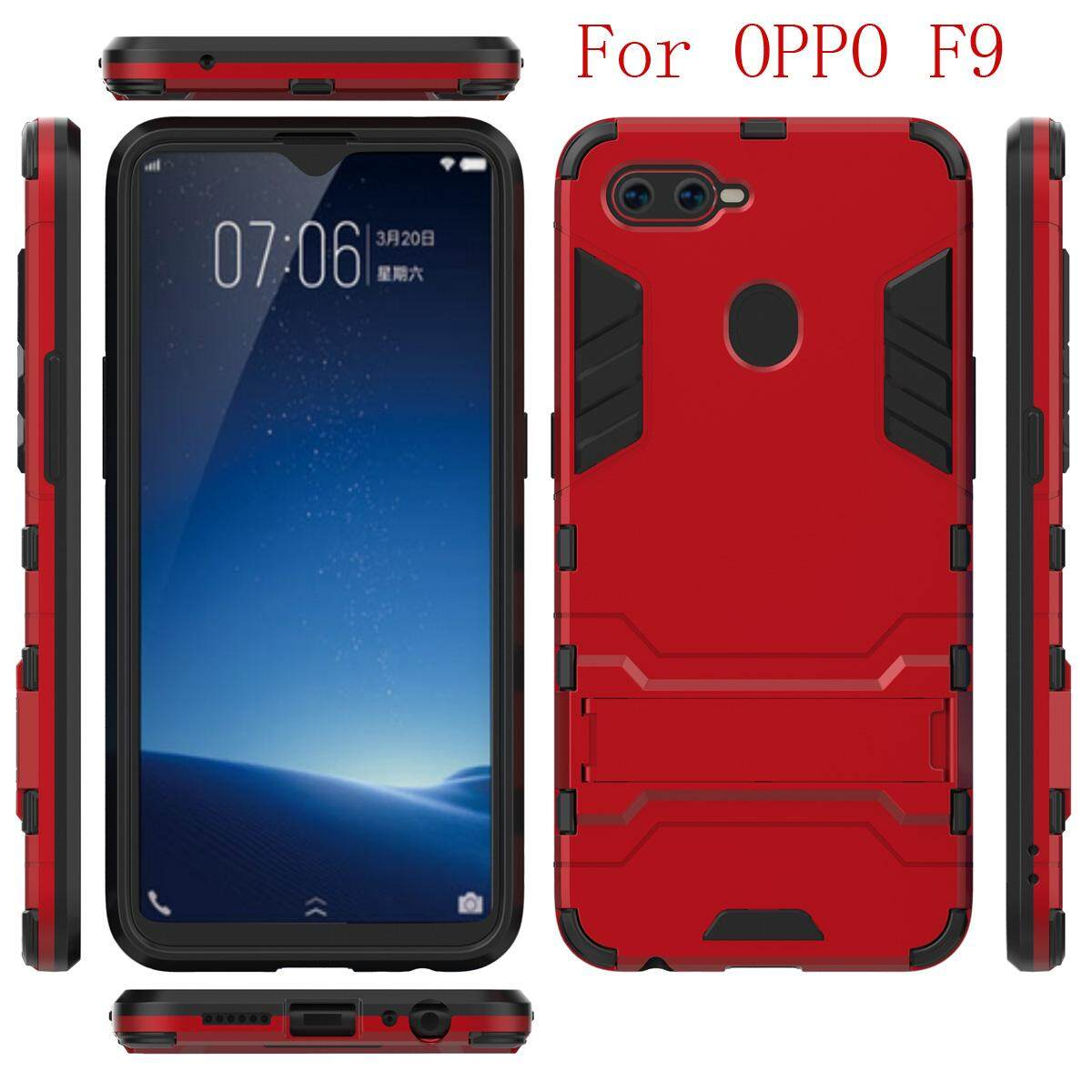 ... Premium Quality Grade A Ultraslim Hybrid Case for Oppo A37 / Neo 9. Source · Armor Shockproof Phone Casing Built-in Holder Casing hp for Oppo F9
