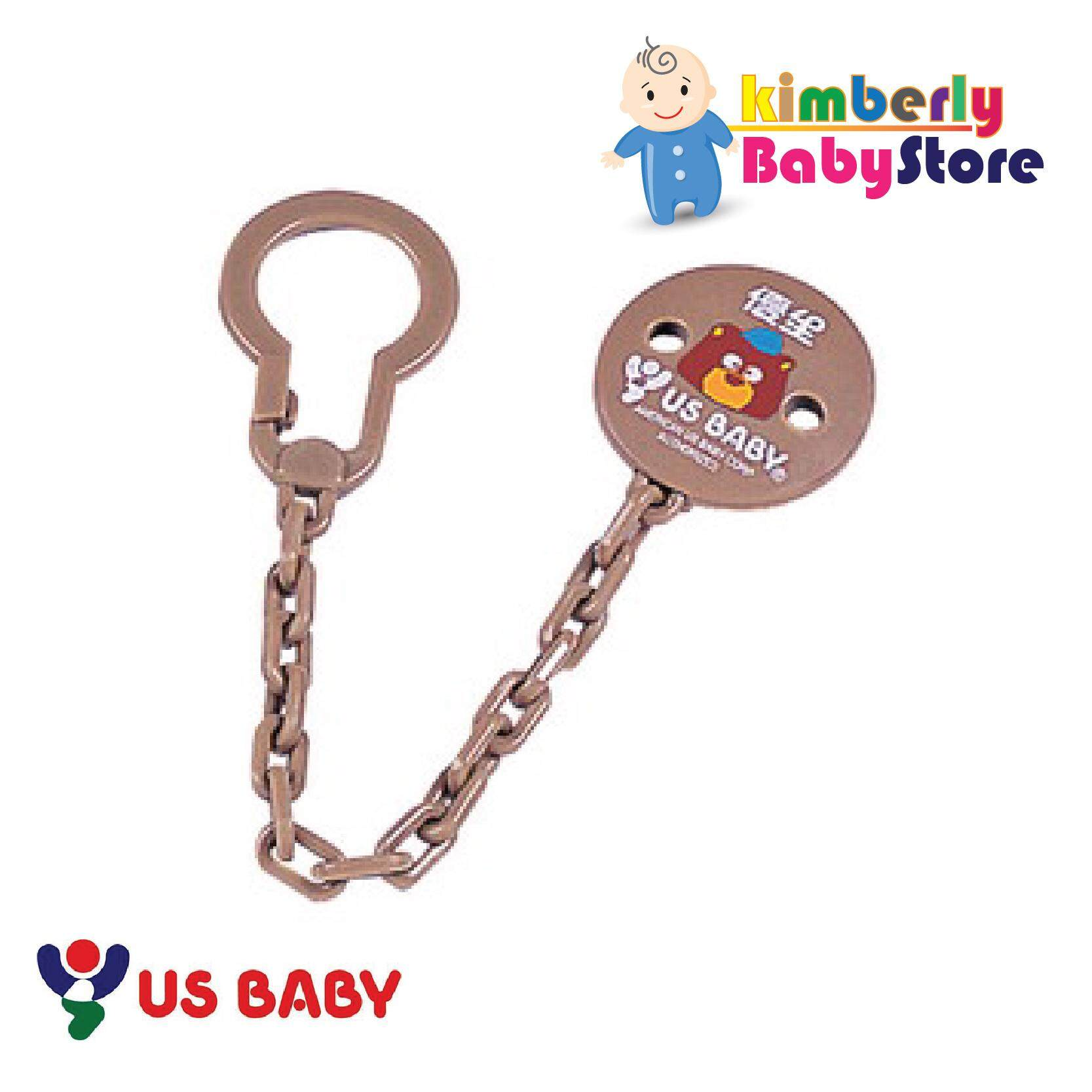 US Baby - Pacifier Chain