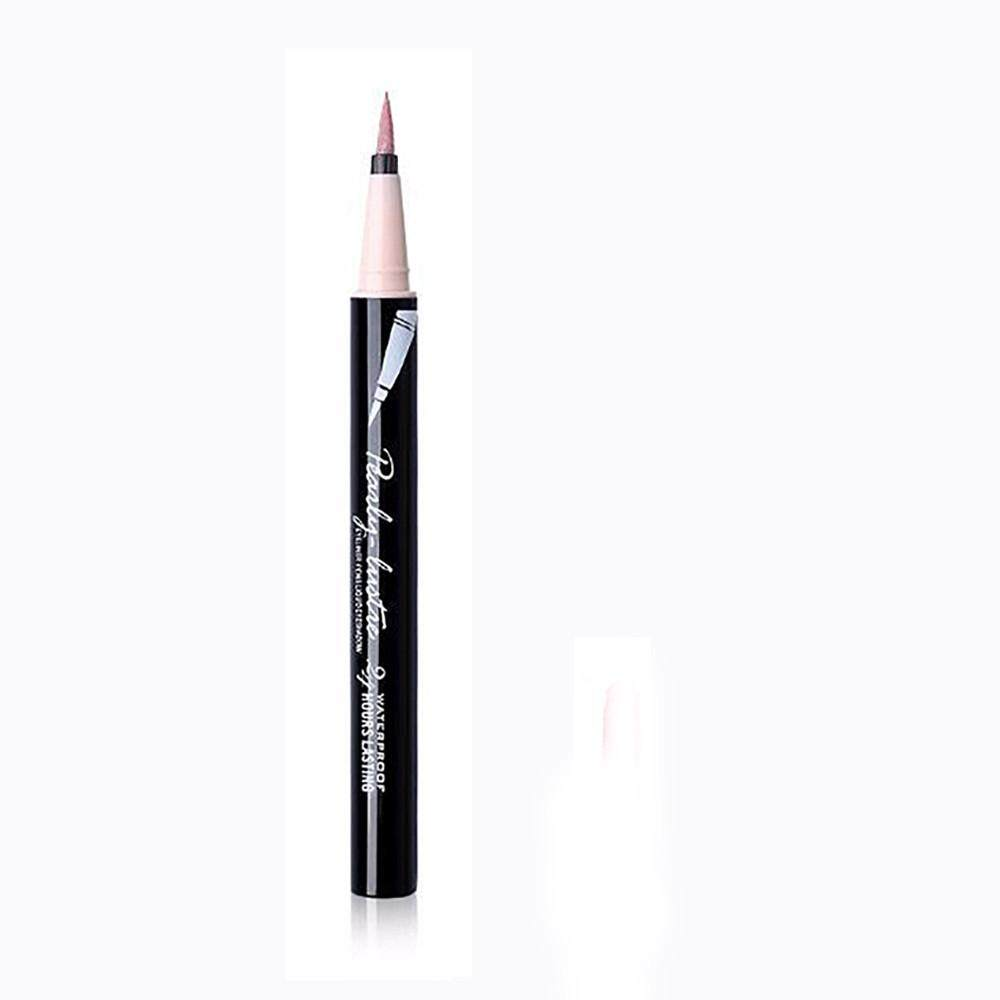 Lion Beauty Black Waterproof Eyeliner Liquid Eye Liner Pen Pencil Makeup Cosmetic New Philippines
