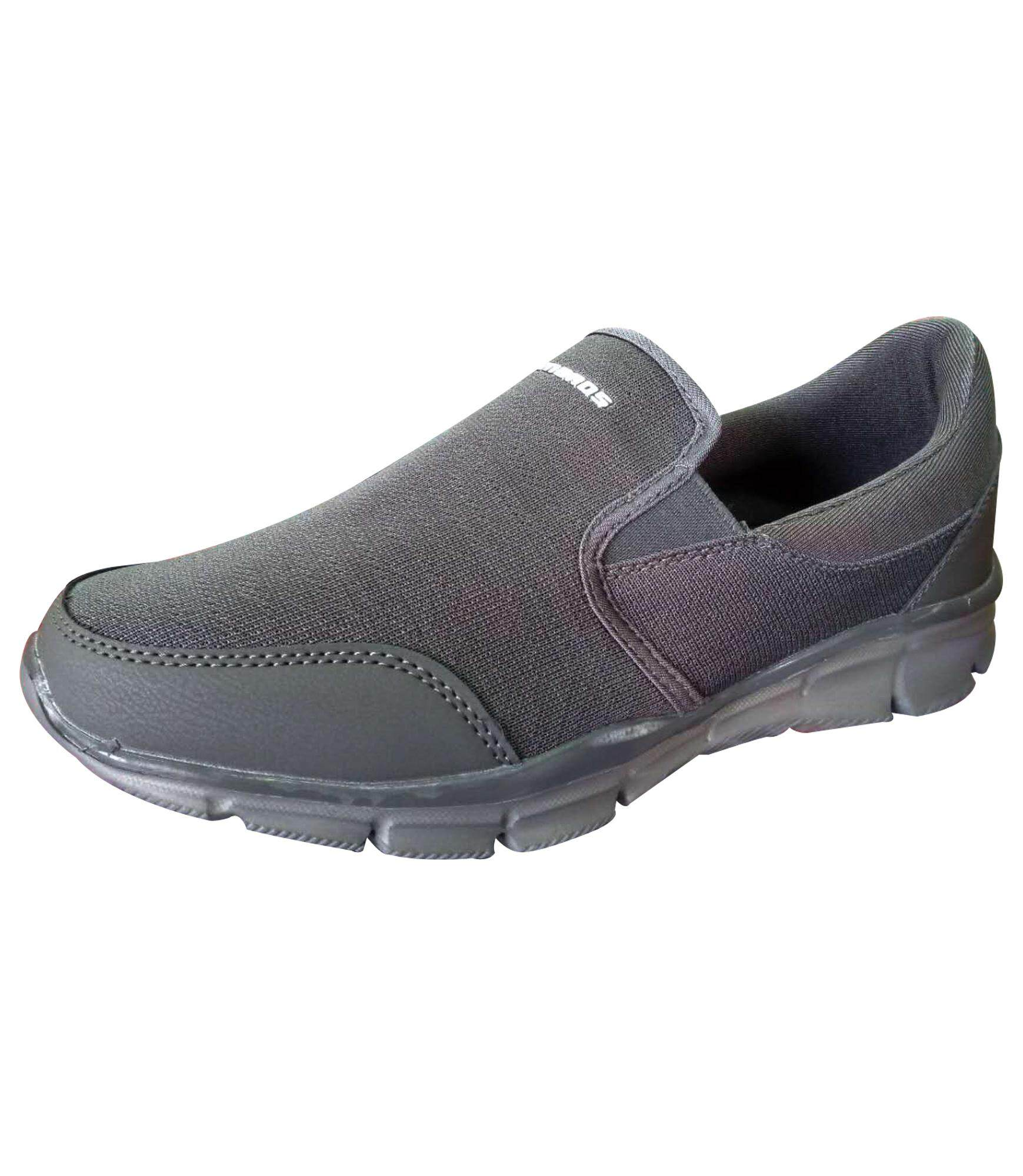 Ambros Glider Men's Casual Walking Shoes - Grey