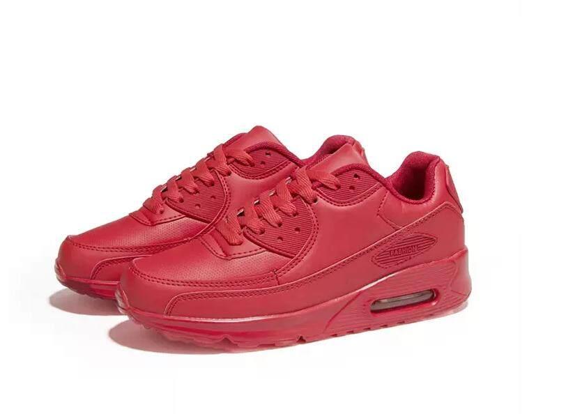 Yilee Sepatu Olahraga untuk Pria dan Wanita Pecinta Outdoor Shock Anti-Selip Sepatu Lari Sepatu