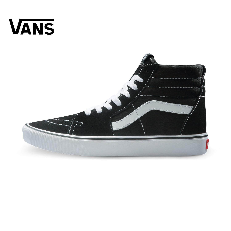 9c3051e8c6 Lightweight A Vans Men s Shoes women Shoes Hight-top Sk8-Hi Skateboard  Shoes VN0A2Z5YIJU