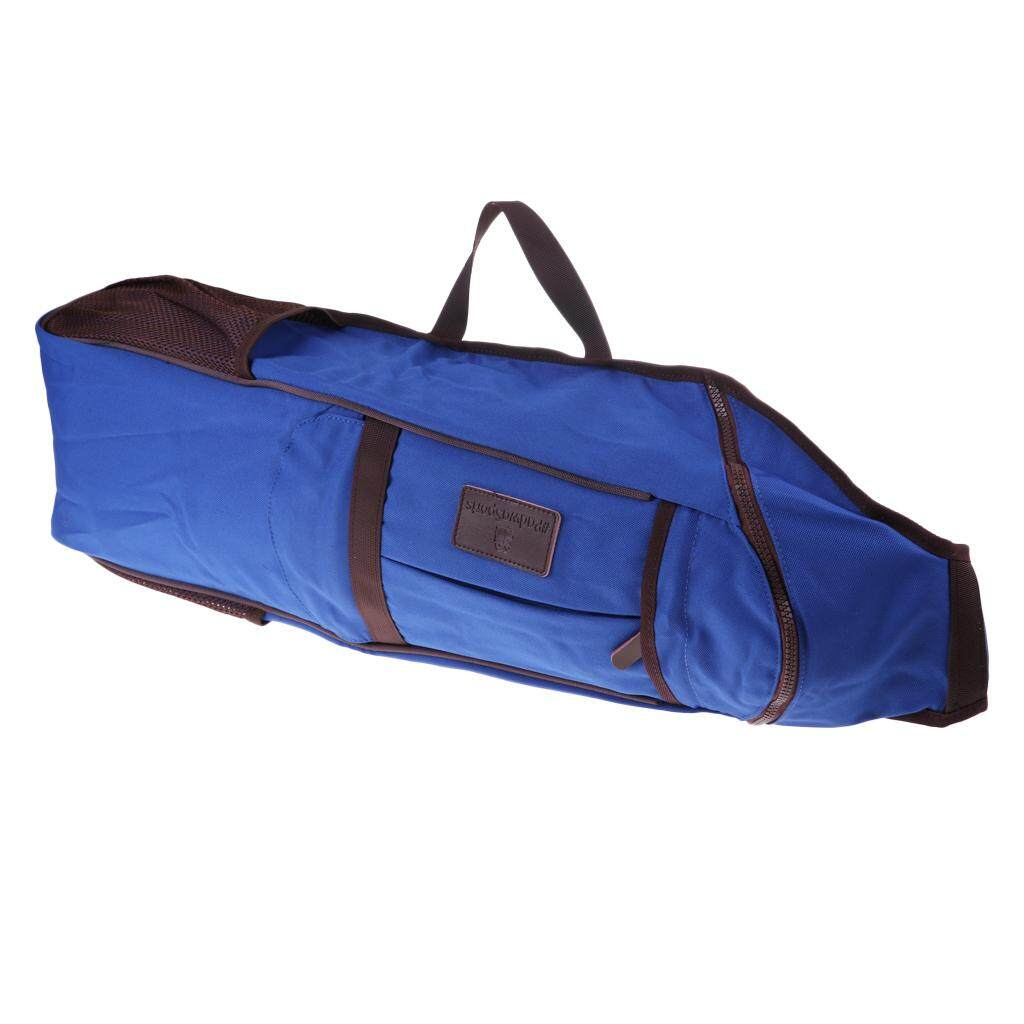 d1c6b50a35 Miracle Shining Gym Sports Crossbody Sling Backpack Fitness Yoga Mat Bag  Waterproof Blue