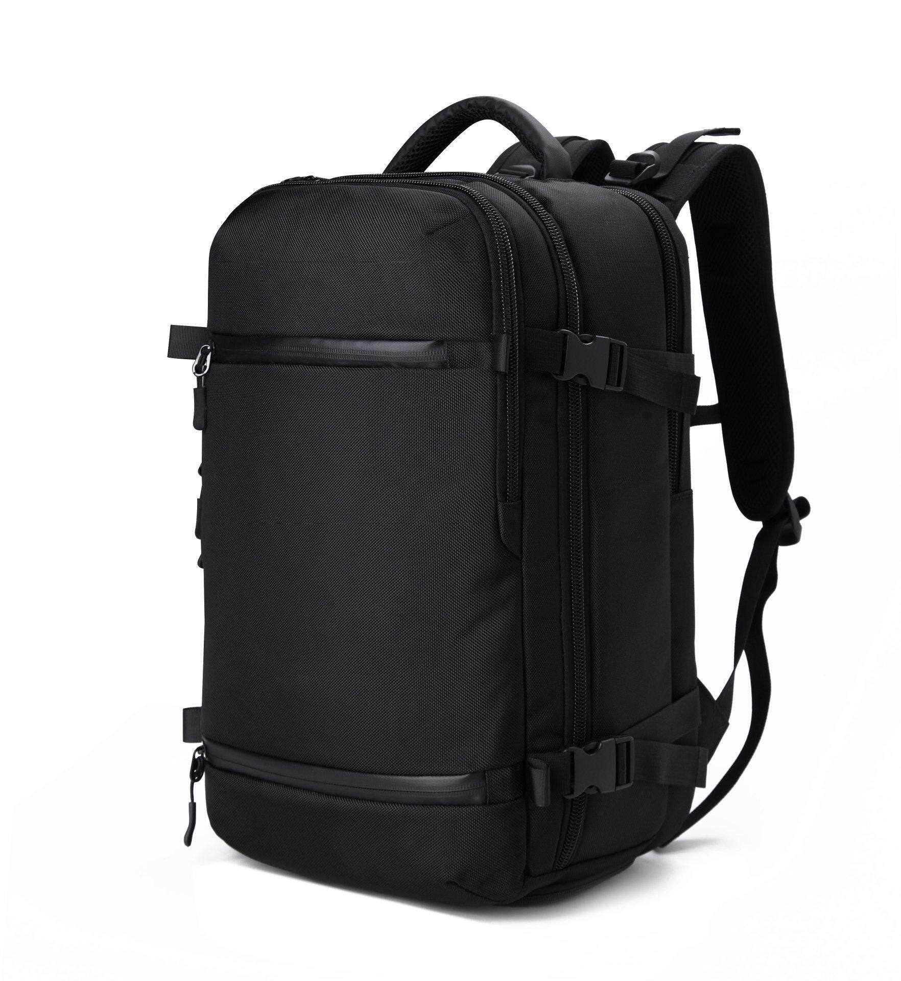 163f0a7e701 Large Capacity Business Trip Laptop Backpack, Anti-theft Water Resistant Bag  With USB Charging