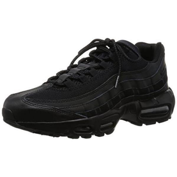 NIKE AIR MAX 95 Penting Ltd Semua Edisi Hitam Sneaker Jarang Hitam Sepatu EU Ukuran: EUR 43 Warna: hitam-Intl