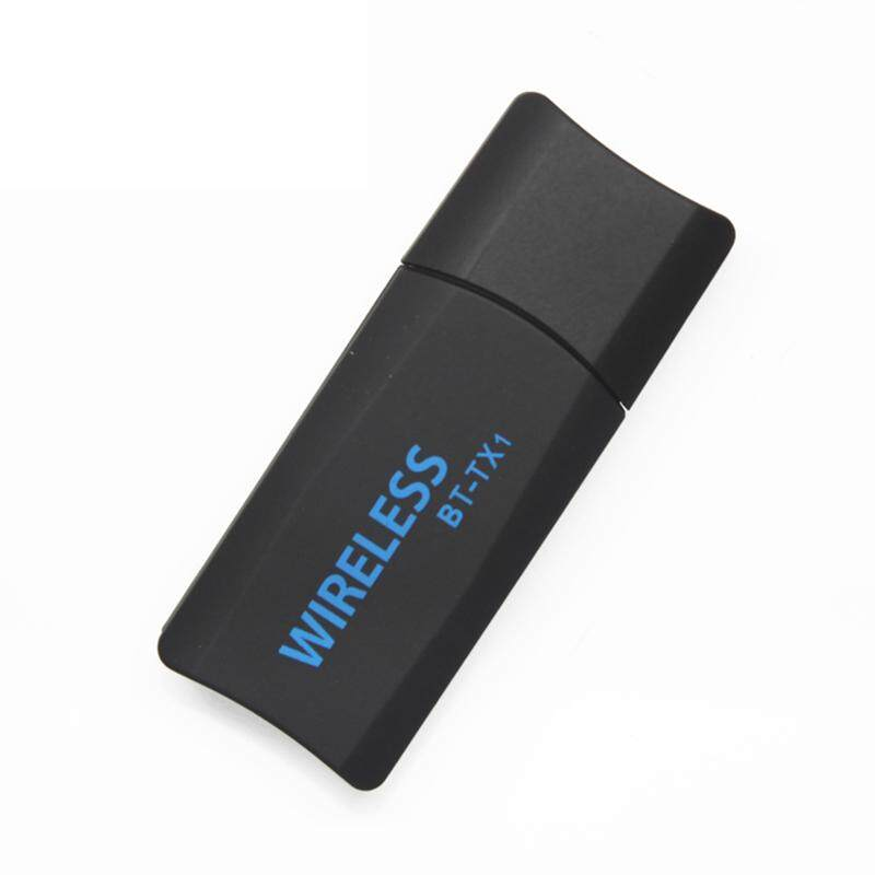 Bluetooth Transmitter Portable Stereo Audio 4.2 Wireless USB Adapter for TV PC Computer to Bluetooth Headphones/Speakers