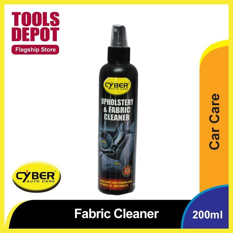 Cyber Upholdstery & Fabric Cleaner (200ml)