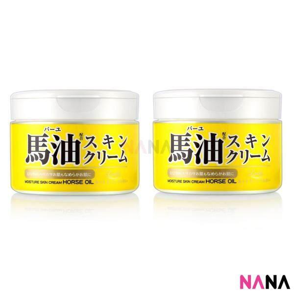 Buy Loshi Horse Oil Moisture Skin Cream 220g (2pcs) Singapore