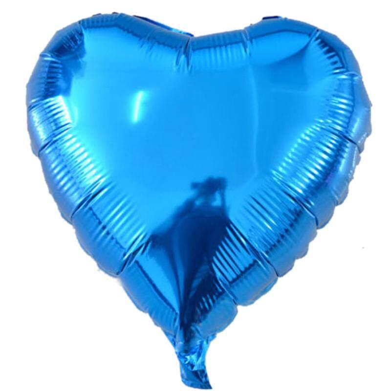 Rp 24.000 18 ''Jantung Foil Balon Helium untuk Pesta Ulang Tahun Pernikahan ...