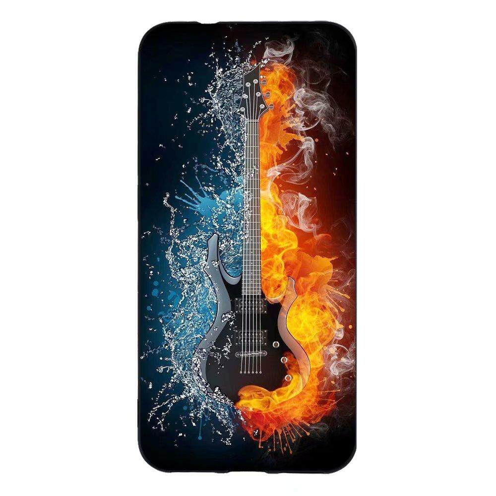 Alcatel Pixi4 5.0 3G OT5010D Phone Case Fashion Painted  Smartphone Shell Mobile Soft TPU Shockproof Protective Back Cover
