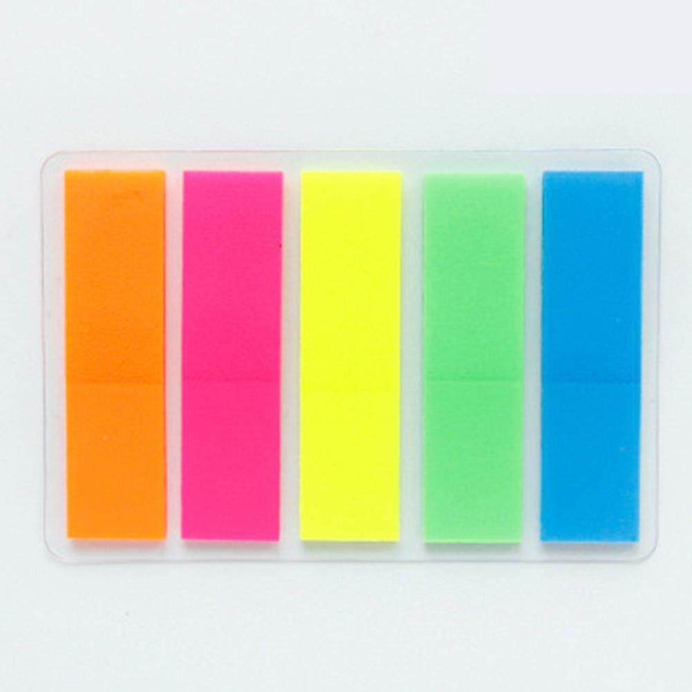 Mua 75 PCS Hương Đánh Dấu Trang Rainbow Cờ Cờ Bài Tự Dính Nhà Coloured Cung Cấp