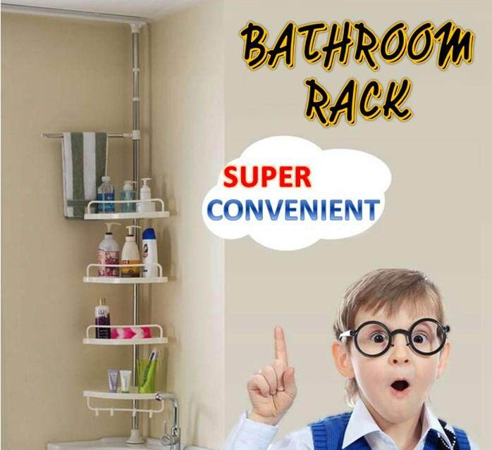 Multi Corner Shelf / Bathroom Corner Rack