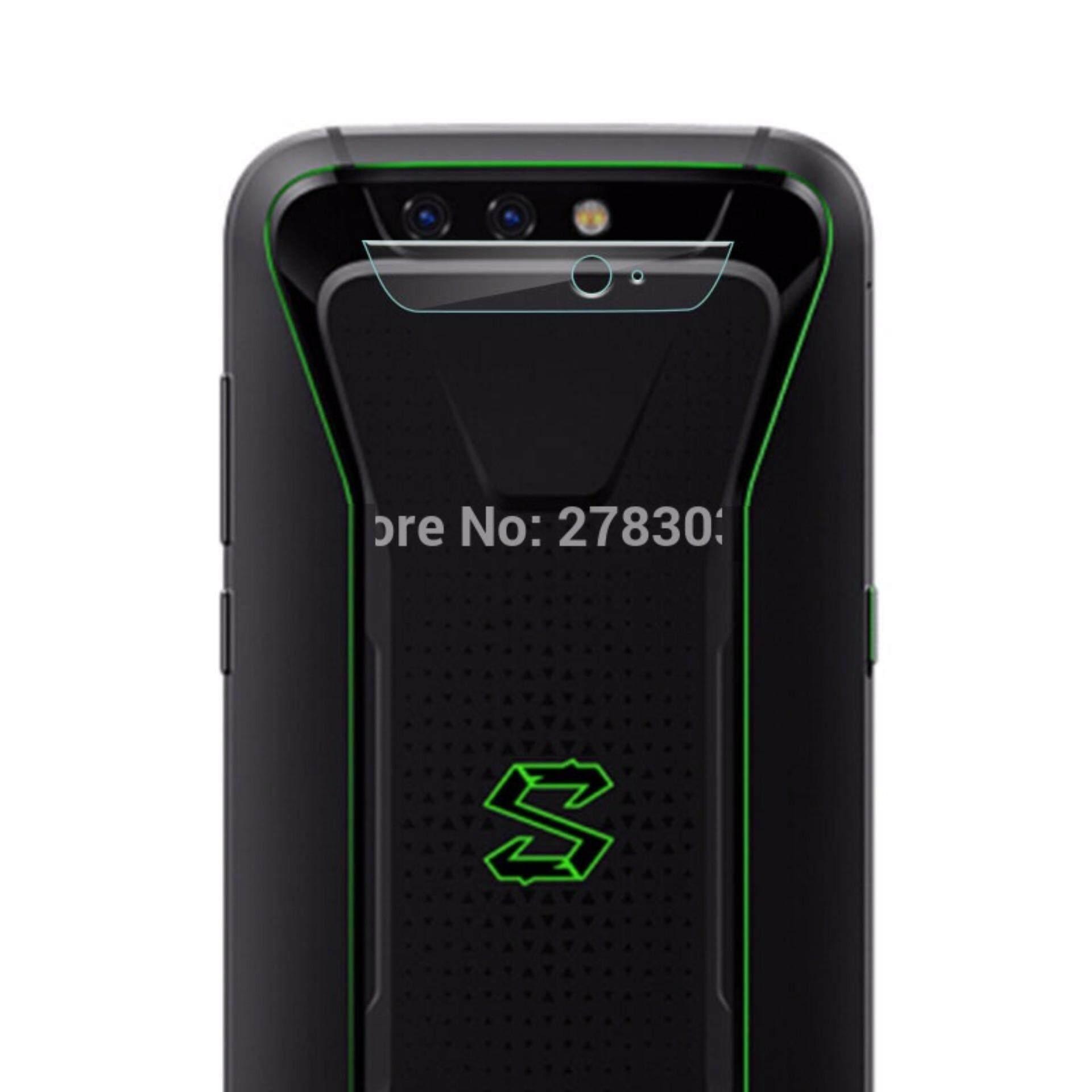 Untuk Xiaomi Hitam Shark 9 H Kaca Antigores Film 2.5D Kembali Lensa Kamera Kaca Kokoh untuk Xiaomi Black Shark