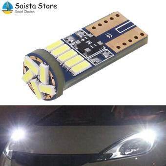 Bandingkan Toko T10 15SMD 4014 LED Bulb Car Auto Backup Reverse Light Width Lamp Clearance Light sale - Hanya Rp26.055