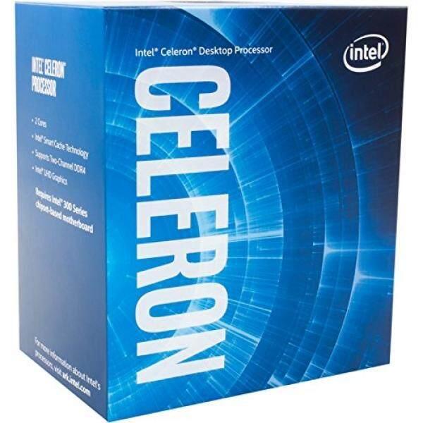 Prosesor Intel Celeron G4900 Desktop Prosesor 2 Core 3.1 GHz LGA1151 300 Series 54 W BX80684G4900