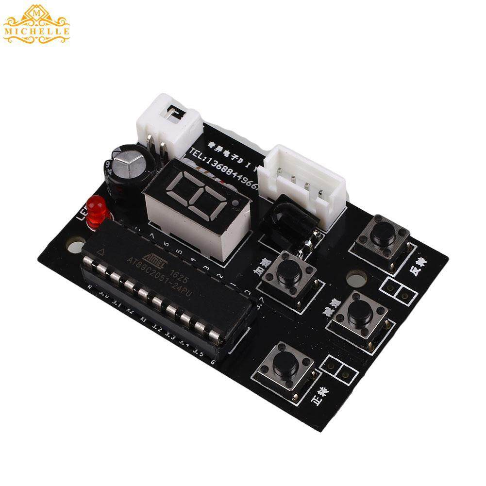 Fitur 1x Adjustable Speed Stepper Motor Driver Controller With 2 Remote Control Phase