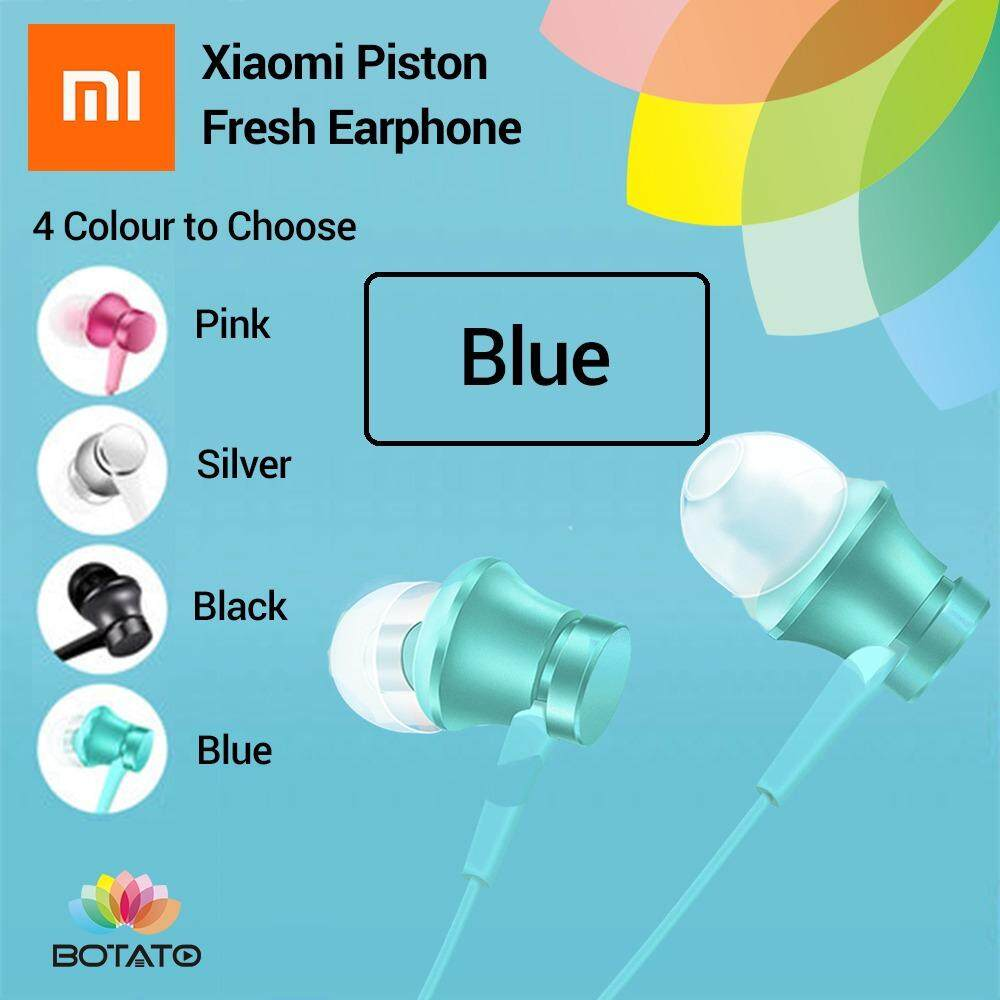 Xiaomi Piston Fresh Edition In-ear Earphones with Mic Headset (4 COLORS) [[Botato Electronic]]