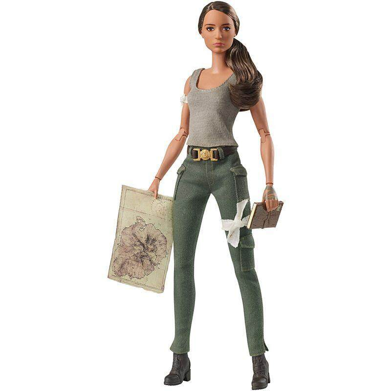 [BARBIE] Entertainment Doll Tomb Raider Lara Croft