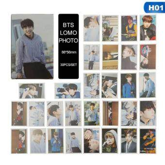 Bandingkan Toko Bzy 30 Pcs/set BTS CS Dicon Album Foto LOMO Kartu Mode Terkini