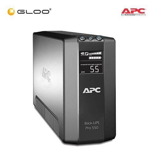 APC Power-Saving Back-UPS Pro 550 BR550GI - Black