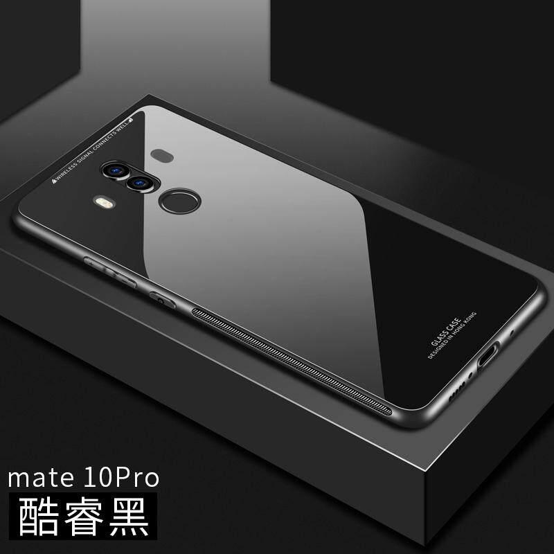 Huawei Casing HP Mate10 Casing 10pro Bungkus Penuh Sangat Tipis Kaca Pria dan Wanita