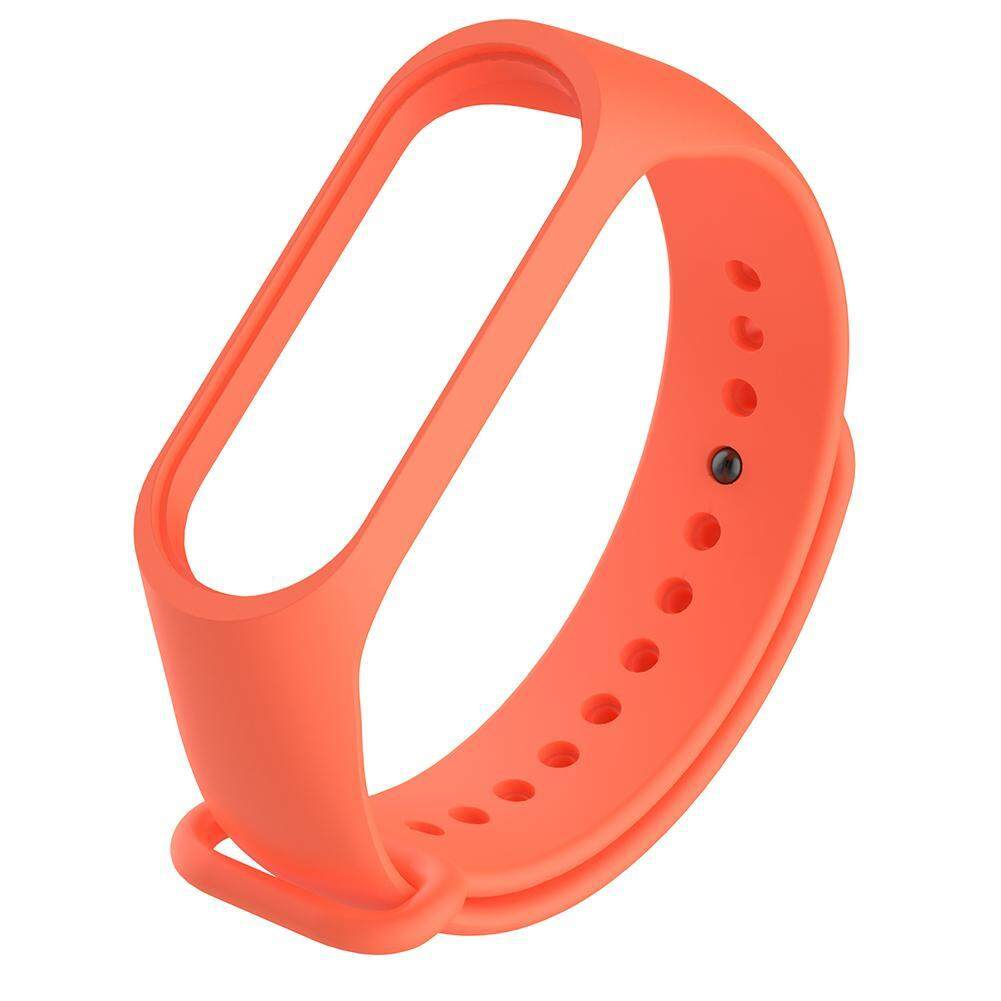 Silicone 220mm Wriststrap Band for Xiaomi Miband 3 Watch