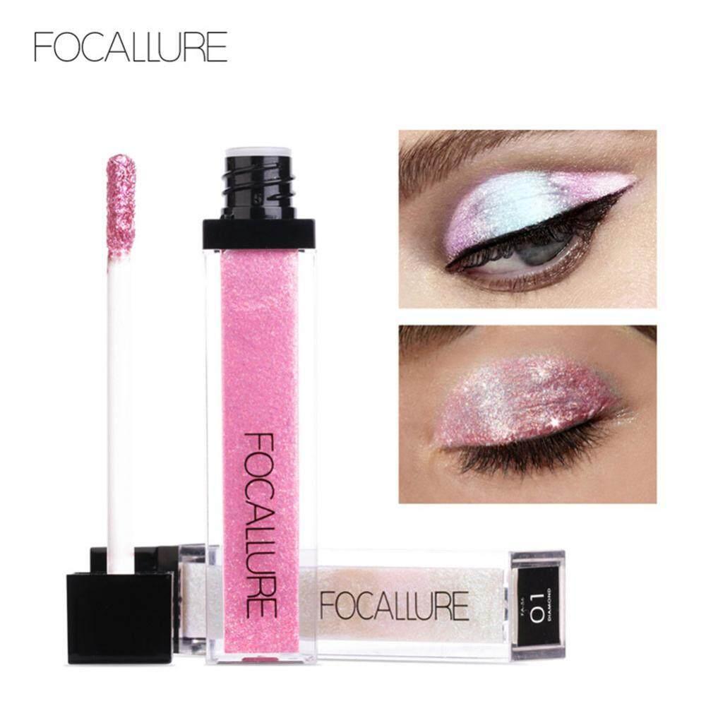 ... Cosmetic Glitter Long Lasting Hydrating Liquid Eyeshadow Eye Shadow Beauty Tool 03 - intl - 4 ...