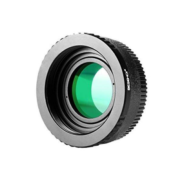Beschoi Lens Mount Adapter with Built-in Glass for M42 Lens to Nikon F Mount SLR Camera Body, Fits Nikon D7100, D7000, D5300, D5200, D5100, D5000, D3300, D3200, D3100, D3000 - intl