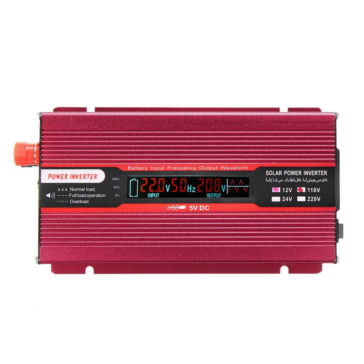 4000W Car Power Inverter DC 60 to AC 220V Modified Sine Wave ConverterTHB1042 · THB 1.073