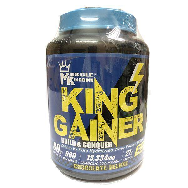 Muscle Kingdom King Gainer 1814g (Muscle Gainer)