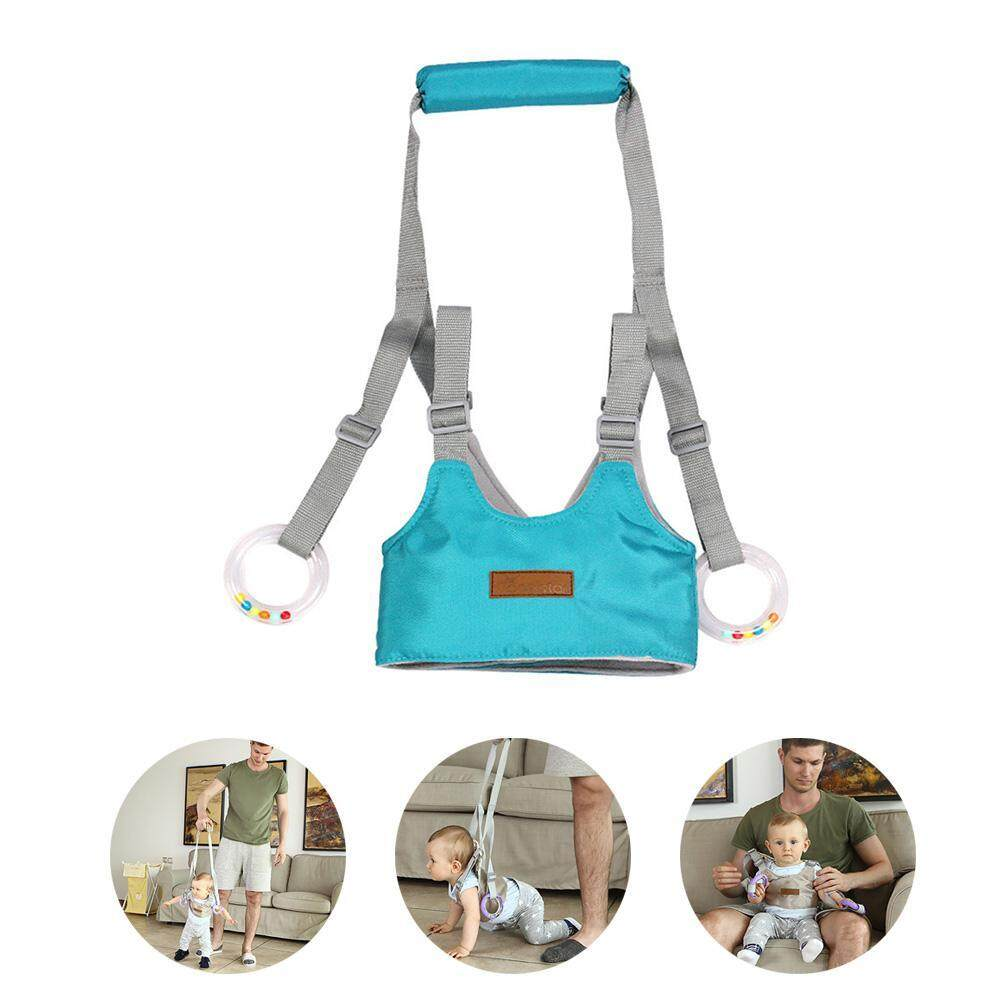 Niceeshop Handheld Baby Walker Toddler Walking Helper Safety Harnesses - Safety Baby Walking Learning Assistant Harness Toddler Practice Walk Helper For 7-24 Months Baby Boys & Girls By Nicee Shop.