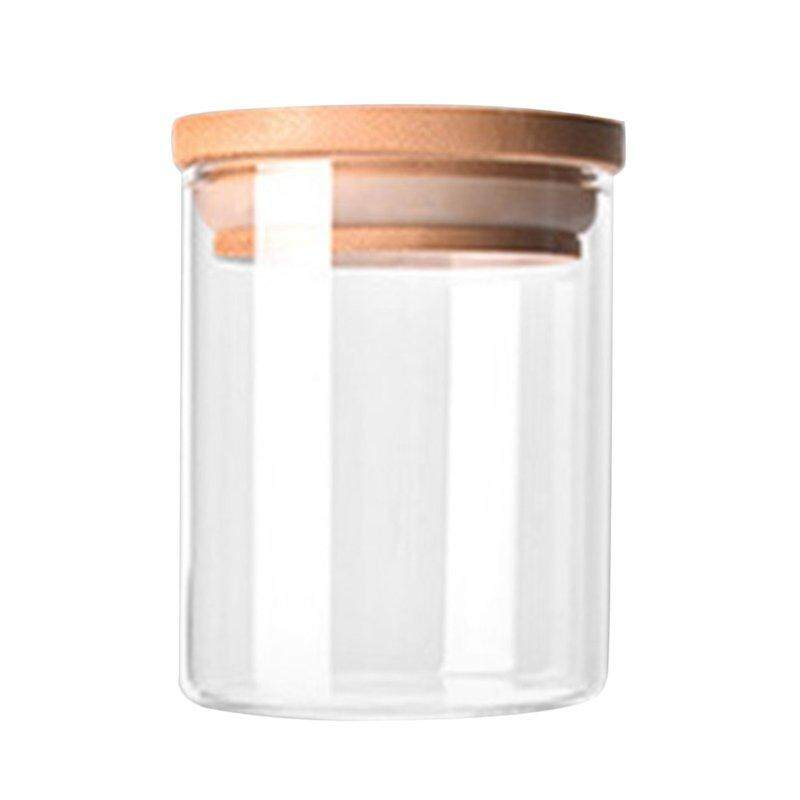 Hot Deals Transparent High Borosilicate Glass Kitchen Storage Bottle Jar Organization By Befubulus.