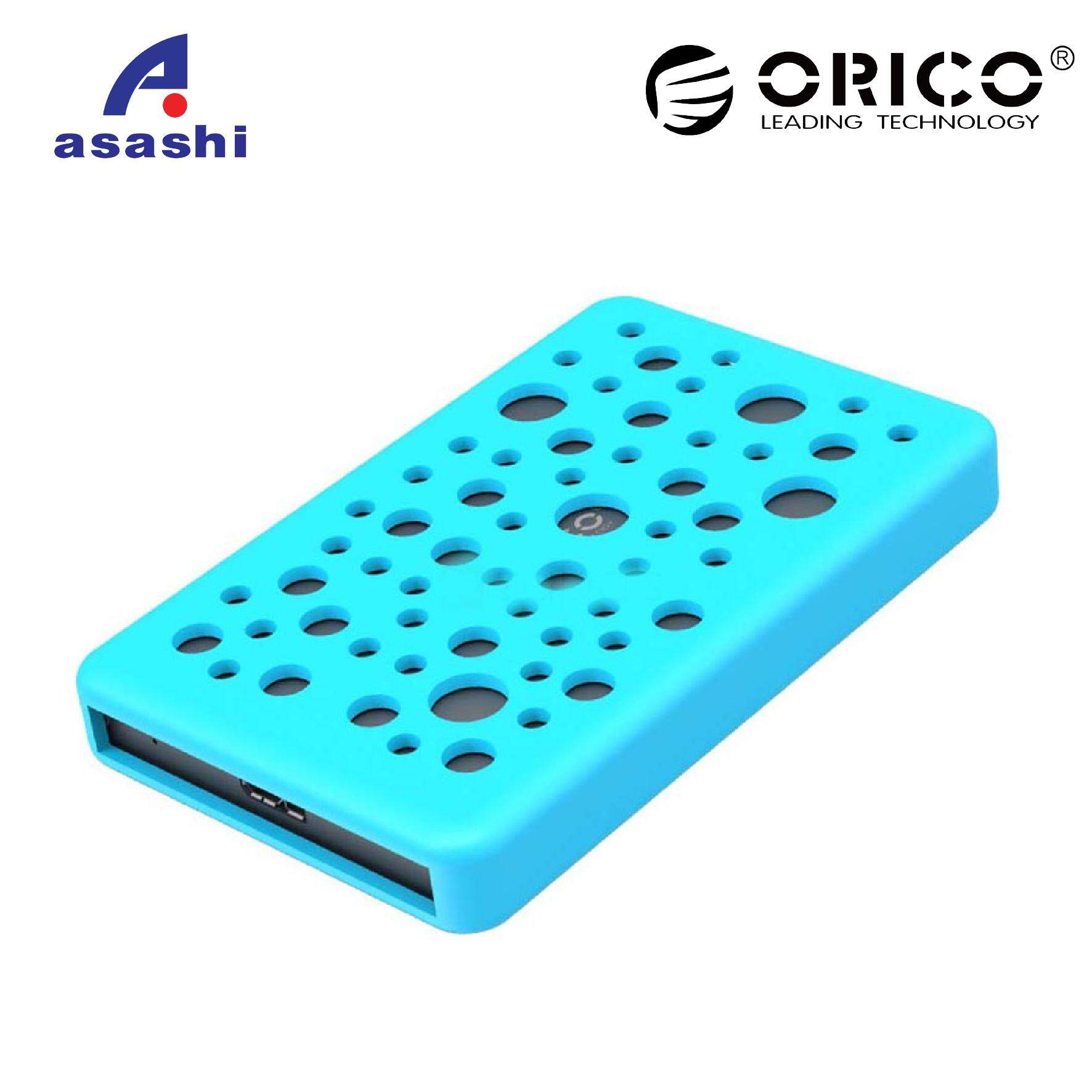 Orico Computers Laptops Storage Price In Malaysia Best 2588us3 Hdd Harddisk Enclosure 25 Inch Portable Super Speed Usb 30 2789u3 External Sata Silicon Cover